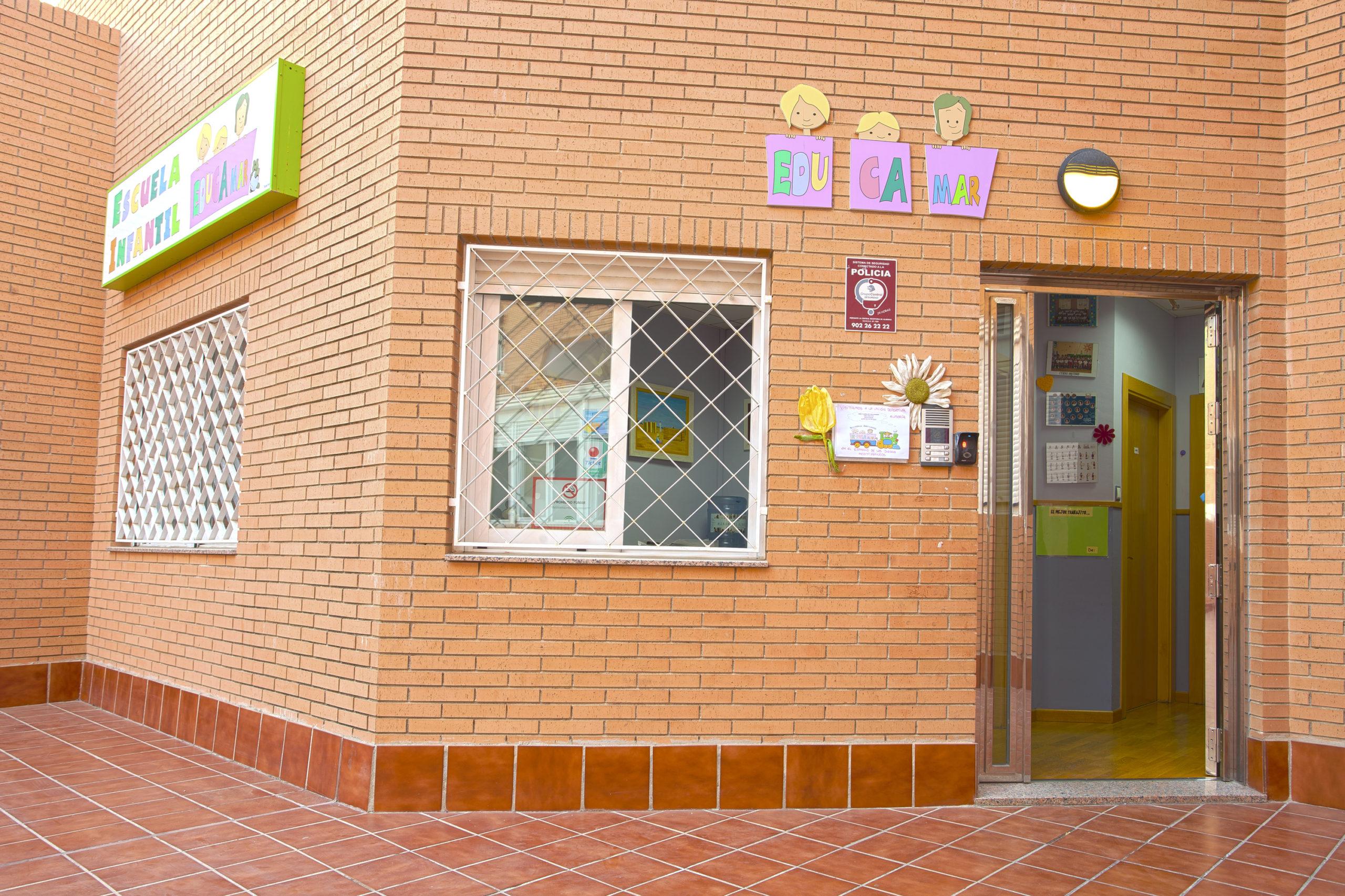 Entrada Escuela Infantil Educamar